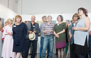 Jane Gordon Clarke, Veronica Ricks, David Stubbs, Philip Gibbs, Minna Stevens, Noreen O'Sullivan