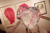 The Picasso vodka luge