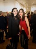 Artist Hero Johnson and photographer Aliona Adrianova