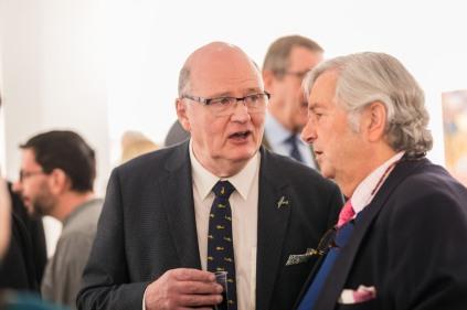 Peter Haycroft and David Waddell