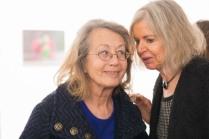 Gisela Moritz and Alice Walton