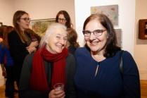 Edwina Ellis and Hilary Daltry