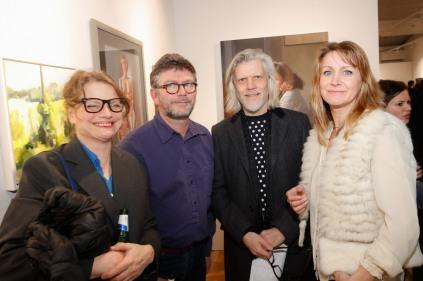 Kate Hopkins, Ian Rowlands, Stephen Aldridge