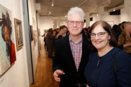 Chris Moock and Hilary Daltry