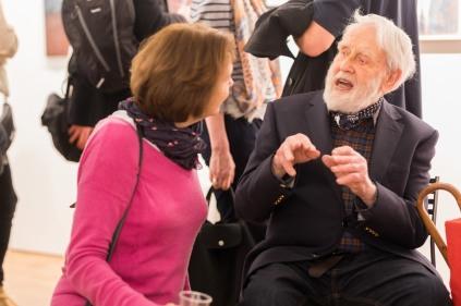 Celia Montague and John Walton