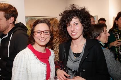 Adriana Brancaleone and Eva Terzoni