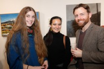 Ruth, Freny and Dan